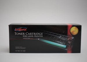 Zgodny z CF230A toner do hp 30a M203 M227 JetWorld [1600 kopii]