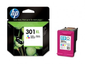 Tusz oryginalny do hp 301XL Color