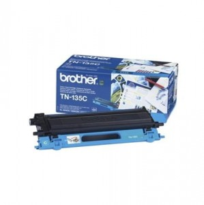 Brother Toner TN-135 Cyan 4K