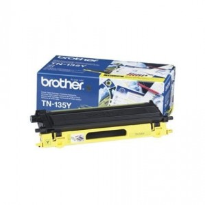 Brother Toner TN-135 Yellow 4K