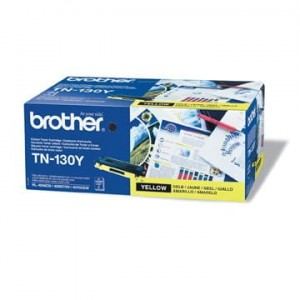 Brother Toner TN-130 Yellow
