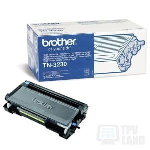 Brother Toner TN-3230 Black 3K