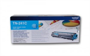 Brother Toner TN-241C Cyan 1,4K