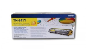 Brother Toner TN-241Y Yellow 1,4K