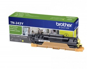 Brother Toner TN-243Y Yellow 1K