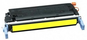 HP Toner C9722A Yellow 8K