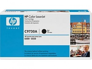HP Toner C9730A Black 13K