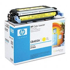 HP Toner CB402A Yellow 7,5K