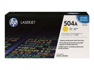 HP Toner CE252A Yellow 7K