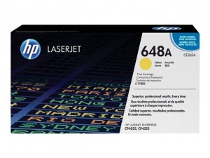 HP Toner CE262A Yellow 11K