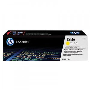 HP Toner nr 128A CE322A Yellow 1,3K