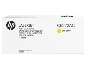 HP Toner CE272AC Yellow 15K
