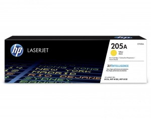 HP Toner 205A CF532A Yellow 900 str