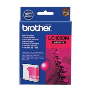 Brother Tusz LC1000 Magenta