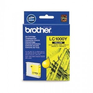 Brother Tusz LC1000 Yellow