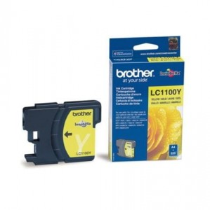 Brother Tusz LC1100 Yellow