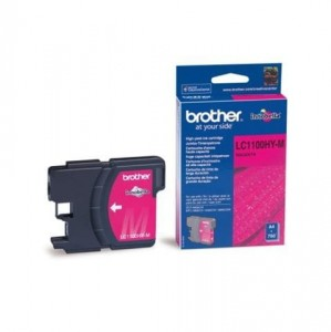 Brother Tusz LC1100 Magenta HC