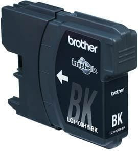Brother Tusz LC1100 Black HC