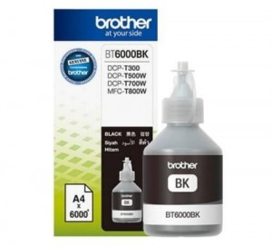 Brother Tusz BT6000BK Black 6K