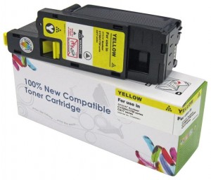 Toner Cartridge Web Yellow EPSON C1700 zamiennik C13S050611
