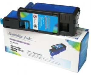 Toner Cartridge Web Cyan  Dell 1350 zamiennik 593-11021