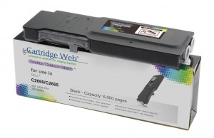 Toner Cartridge Web Black Dell 2660 zamiennik 593-BBBU