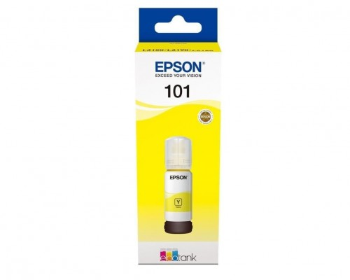 Epson Tusz EcoTank L6160/6170 Yellow 70ml