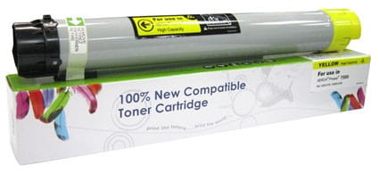 Toner Cartridge Web Yellow Xerox Phaser 7500 zamiennik 00106R01445